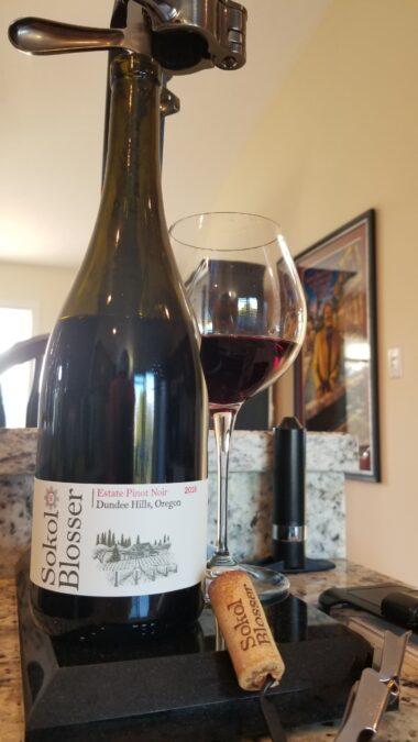 $39.95 – Sokol Blosser Pinot Noir 2016