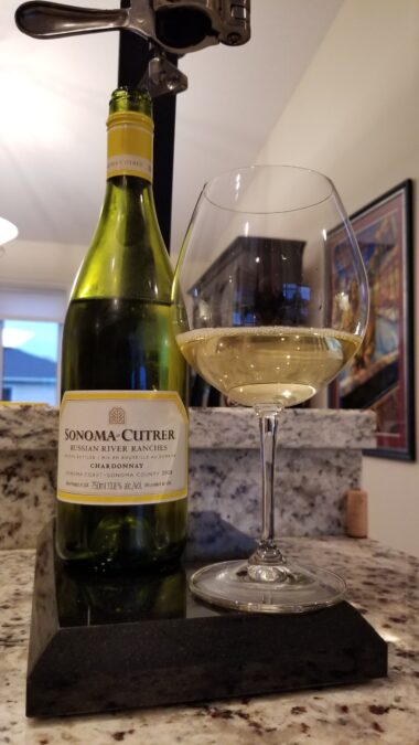 $24.95 – Sonoma-Cutrer Russian River Ranches Chardonnay 2018