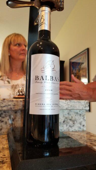 $24.95 – Balbás Reserva 2012, Tempranillo / Cabernet Sauvignon