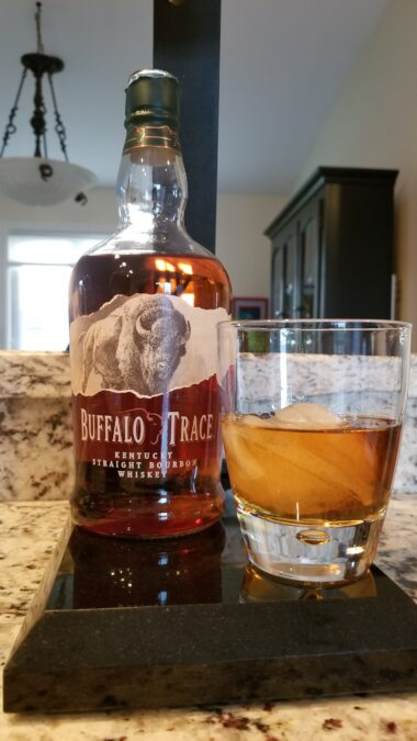 $41.95 – Buffalo Trace Kentucky Straight Bourbon Whiskey – Kentucky, USA