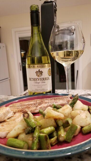 $15.95 – Echeverria Gran Reserva Chardonnay 2018