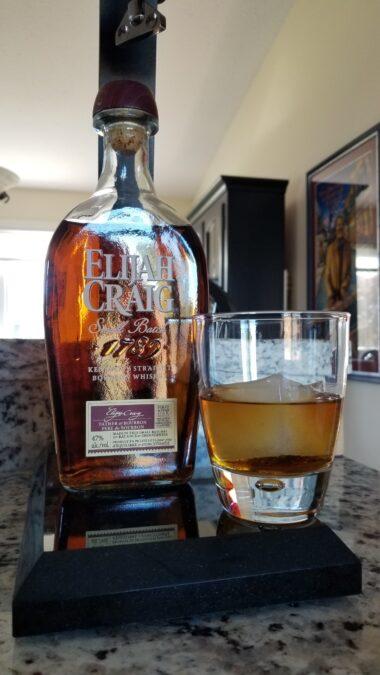$49.95 – Elijah Craig Small Batch Bourbon Whiskey -Kentucky, USA