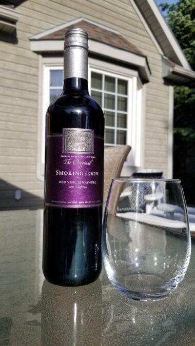 $16.25 – Smoking Loon Old Vine Zinfandel 2017