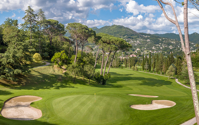 Welcoming Golfers to the Italian Riviera