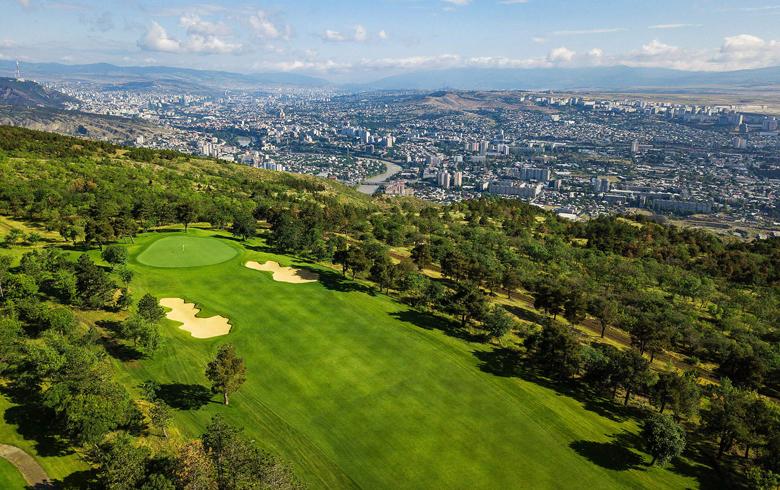 Tbilisi Hills Golf Course, Georgia