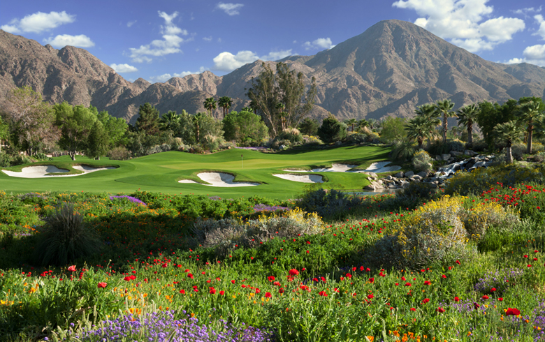 Indian Wells Golf Resort, California