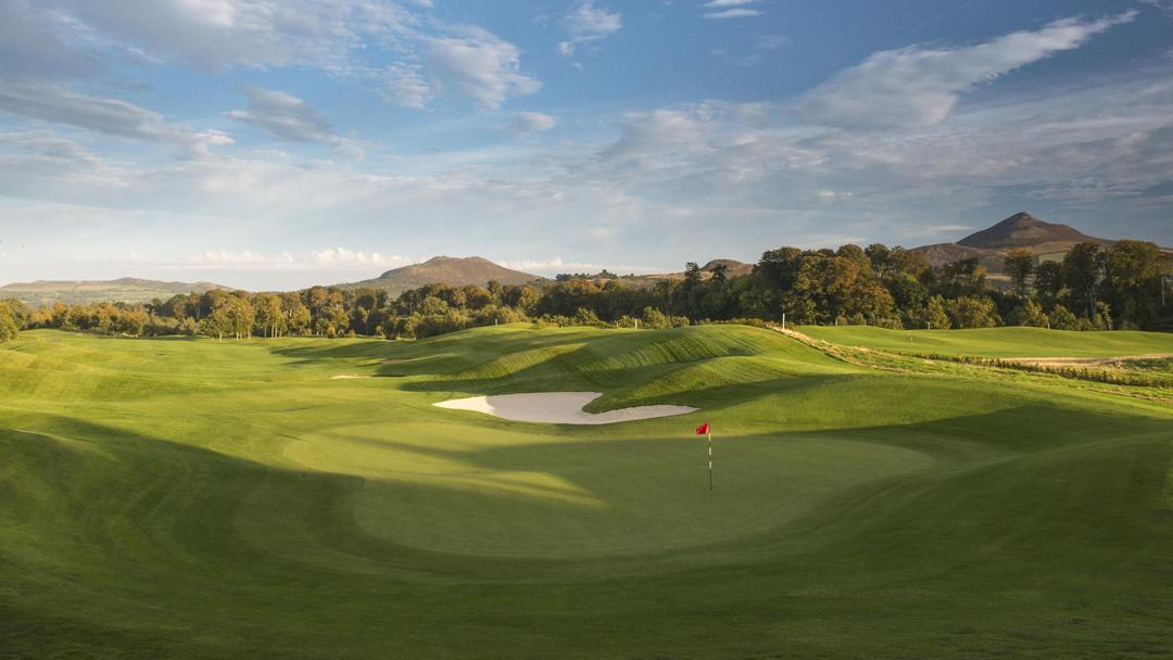 Powerscourt Golf Club, Ireland